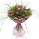 Ziedu pušķis - Tulpes