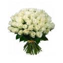 51 balta roze