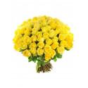 51 dzeltena roze