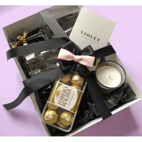 Laba dāvana sievietei Dāvanu kastes