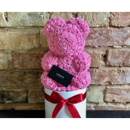 Цветочный медведь Персонализированные и индивидуальные букеты, композиции и декор