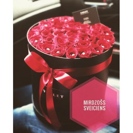 Flower Box - Мерцание Цветочные коробки