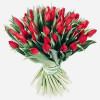 Букет тюльпанов - Красный Букеты цветов