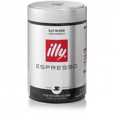 Кофе ILLY ESPRESSO 250gr Кофе