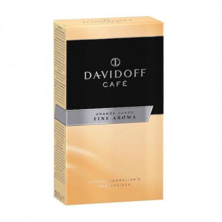 Кофе DAVIDOFF FINE AROMA 250gr Кофе с доставкой