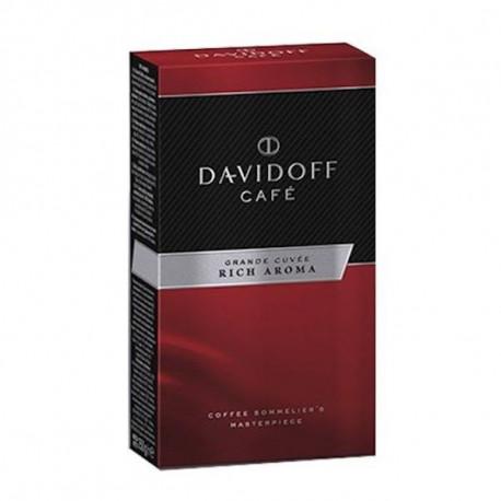 Kafija DAVIDOFF RICH AROMA 250gr Kafija ar piegādi