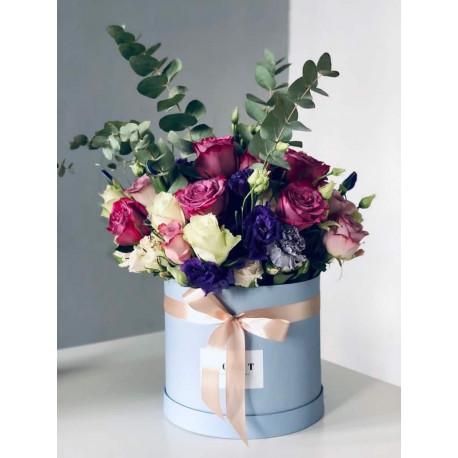 Ziedu kaste - Fantāziju mežs Ziedu kastītes