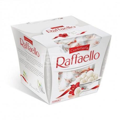 Konfektes RAFFAELLO 150gr Saldumi ar piegādi