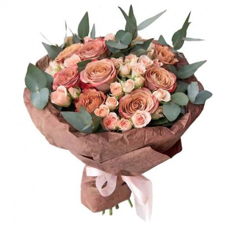 Flower bouquet - Eucalyptus Flower bouquets