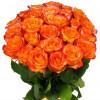 Букет оранжевых роз Розы