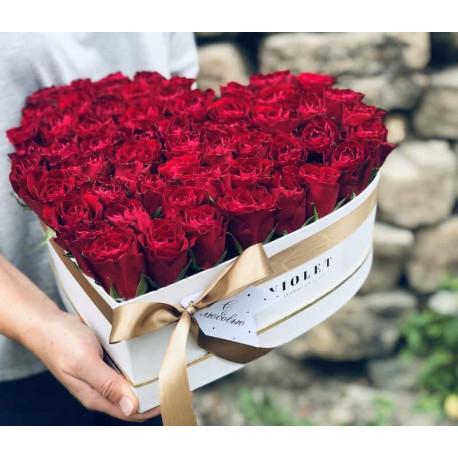 Flower Box - Love Flower boxes