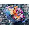 Цветочная композиция - Выпускной Букеты цветов