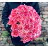 51 rozā roze Rozes