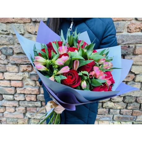 Букет цветов - Осень Букеты цветов