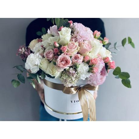 Flower box - Princesei Ziedu kastītes