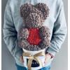 Цветочный медведь Персонализированные