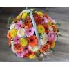 Ziedu grozs - Gerberas Ziedu grozi