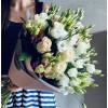 Ziedu pušķis - Lizantes Ziedu pušķi