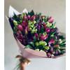 Ziedu pušķis - Alstromērijas Ziedu pušķi