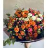 Ziedu kompozīcija - Izlaidums Ziedu pušķi