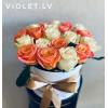 Ziedu kaste - Pastelis Ziedu kastītes