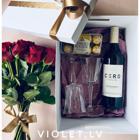 Подарок День влюбленных Подарочные коробки