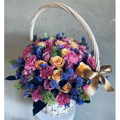Flower basket - Lovely Flowers baskets