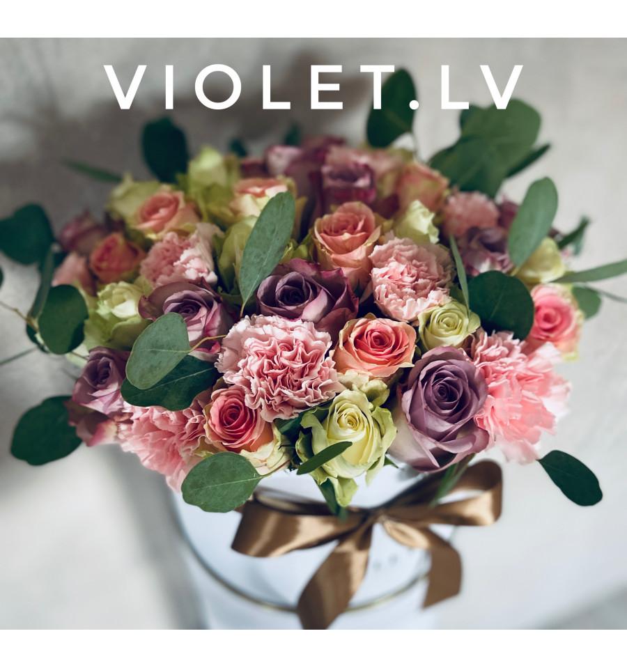 Bloom Box Summer Morning Violet Lv