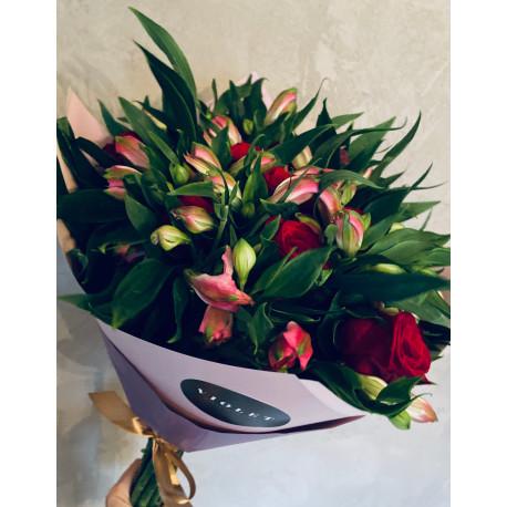 Ziedu pušķis - Rudens Ziedu pušķi