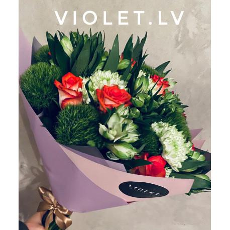 Букет цветов - Свежесть Букеты цветов