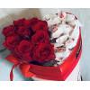 Ziedu kaste - Rozes un saldumi