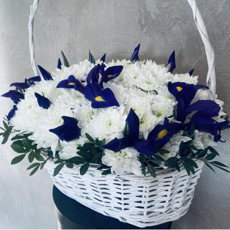 Flower Basket - Bright one Flowers baskets