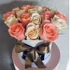 Цветочная коробка - Пастель Цветочные коробки