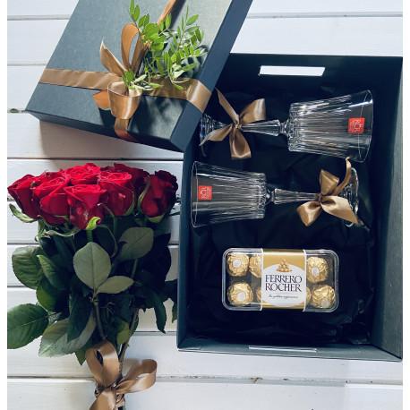Подарочная коробка для мужчин Подарочные коробки