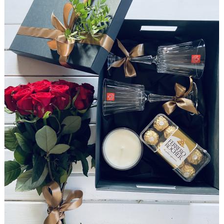 Оригинальный подарок женщине Подарочные коробки