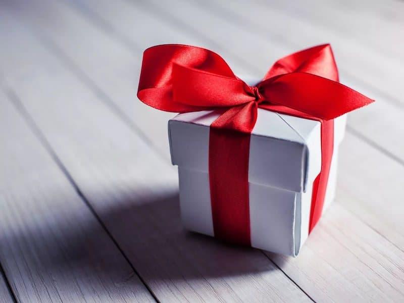 Dāvanas klientiem